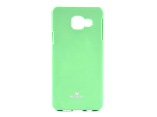 Etui Jelly Case do Samsung Galaxy A3 (2016) Miętowy - JC-A310-M