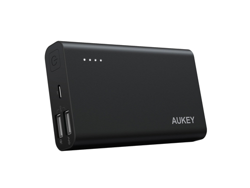 AUKEY POWER BANK PB-AT10 10050MAH 5.4A 2XUSB QC 3
