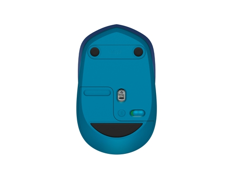 MYSZ LOGITECH M535 Optical USB Blue Retail Wireless - 910-004531