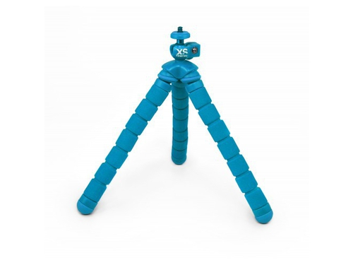 Statyw Xsories Bendy do kamer GoPro BLUE - 840786102709