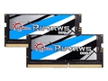 G.SKILL DDR4 RIPJAWS 2x16GB 2400MHz CL16 SO-DIMM - F4-2400C16D-32GRS