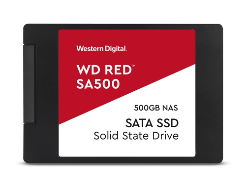 "SSD WD RED 500GB 2.5"" SATA WDS500G1R0A"