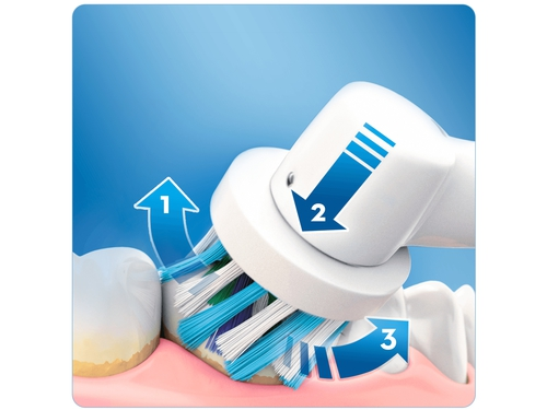 Sczoteczka do zębów Oral-B Pro 2900 Cross Action