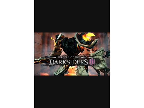 Gra PC The Darksiders III: Keepers of the Void wersja cyfrowa DLC