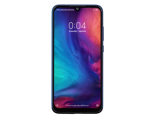 Smartfon XIAOMI Redmi Note 7 32GB Bluetooth WiFi GPS LTE DualSIM 32GB Android 9.0 kolor niebieski