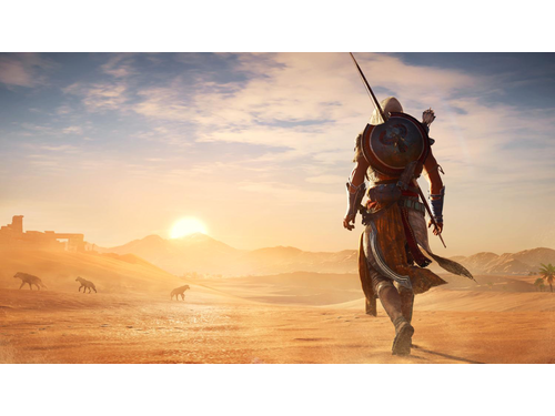Gra wersja cyfrowa Assassin's Creed® Origins - Gold Edition E43036