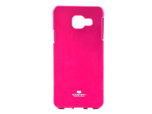 Etui Jelly Case do Samsung Galaxy A3 (2016) Różowy - JC-A310-PR