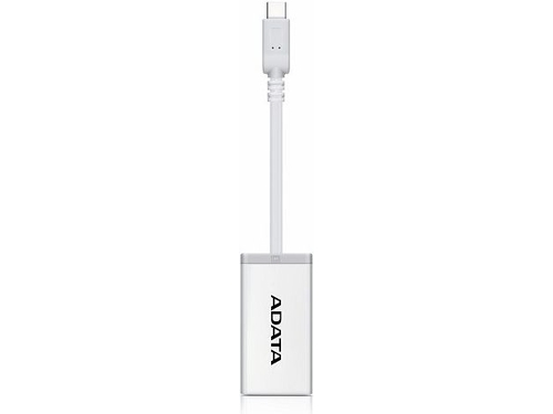 ADATA Adapter USB-C to VGA - ACVGAPL-ADP-CWH