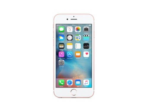 Smartfon Apple iPhone 6S 128GB Rose Gold MKQW2CN/A 3G Bluetooth GPS LTE NFC WiFi 128GB iOS 10 kolor różowy
