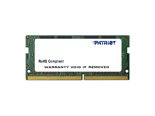 PATRIOT DDR4 8GB SIGNATURE 2133MHz SO-DIMM - PSD48G213382S