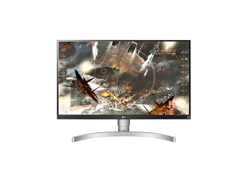"Monitor LG 27"" 27UK650-W IPS/PLS 4K 3840x2160 60Hz"