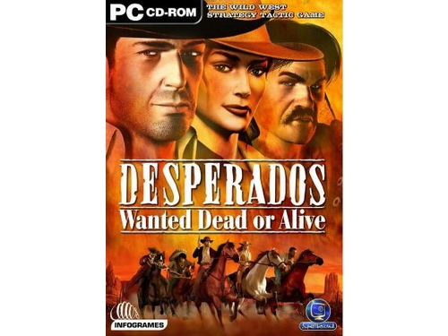 Desperados 1: Wanted Dead or Alive - K00394
