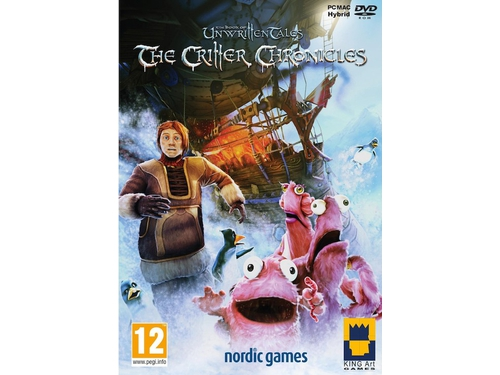 Gra PC The Book of Unwritten Tales: The Critter Chronicles wersja cyfrowa
