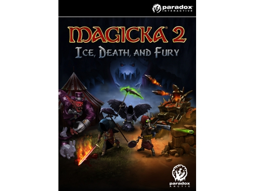 Magicka 2 - Ice, Death and Fury (DLC) Ice, Death and Fury - K00589