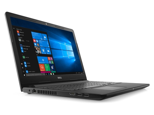 "Laptop Dell Inspiron 3567-5150 Core i3-6006U 15,6"" 4GB HDD 1TB Intel HD Win10"