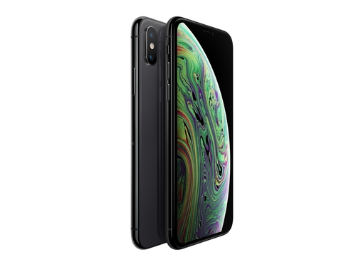 Smartfon Apple iPhone XS 64 GB Space Gray MT9E2SE/A Bluetooth WiFi NFC Galileo 64GB iOS 12 Space Gray