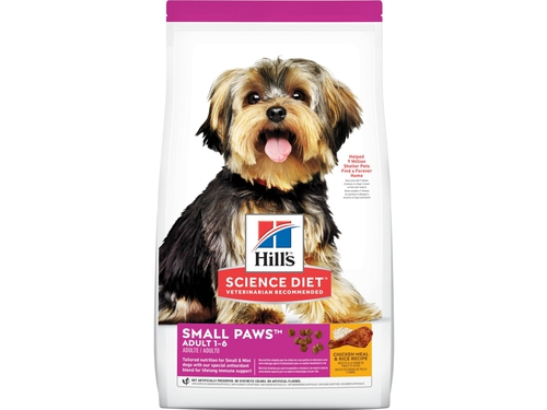 HILL'S Canine Small Sensitive Stomach Skin 6kg - 052742025414
