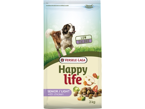 BENTO KRONEN Happy Life Light Senior 3kg
