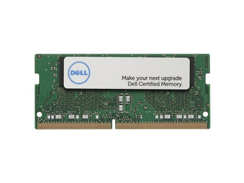 Dell 4 Certified - 1Rx16 SODIMM 2400MHz - A9210946