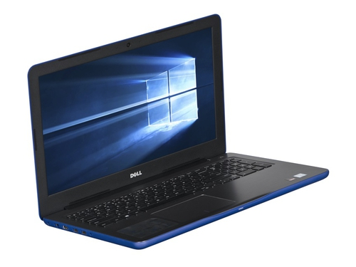 "Laptop Dell 5567-5383 Core i5-7200U 15,6"" 4GB HDD 1TB Radeon R7 M445 Intel HD 620 Win10"