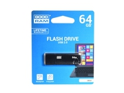 Goodram Flashdrive Edge 64GB USB 2.0 - UEG2-0640K0R11
