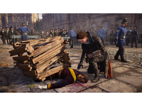 Gra PC Assassin's Creed® Syndicate – The Dreadful Crimes - wersja cyfrowa