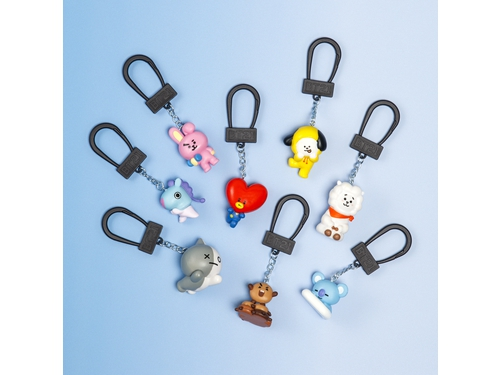 PP BT21 BACKPACK BUDDIES - PP6207BT
