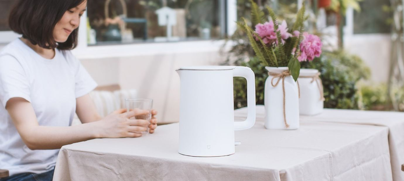 #Czajnik Xiaomi MI Electric Kettle (white)