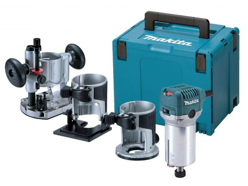 Frezarka MAKITA RT0700CX2J 710W