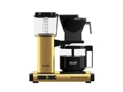 Ekspres Moccamaster KBG 741 Select Brushed Brass