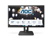 "MONITOR AOC LED 21,5"" 22E1D"