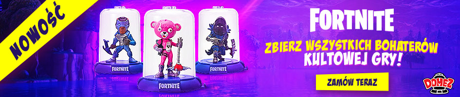 Figurki DOMEZ Fortnite