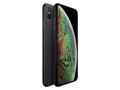 Smartfon Apple iPhone XS Max 64GB Space Grey MT502CN/A Bluetooth WiFi GPS LTE Galileo DualSIM 64GB iOS 12
