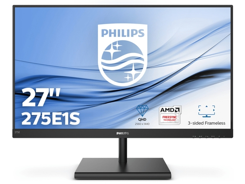 "MONITOR PHILIPS LED 27"" 275E1S/00"