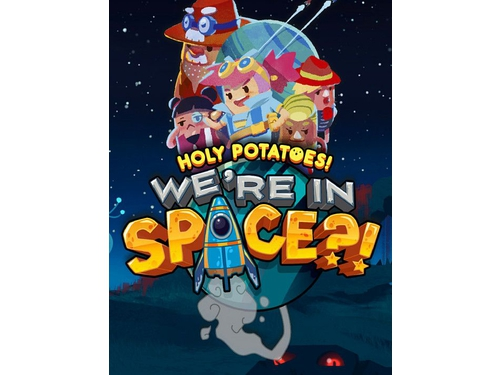 Gra PC Mac OSX Linux Holy Potatoes! We're in Space?! wersja cyfrowa