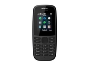 NOKIA 105 DS PL Black - 16KIGB01A05