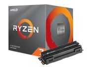 Procesor AMD Ryzen 7 3700X + DYSK SSD Corsair MP600 M.2 1TB NVMe PCI Express 4.0 - 100-100000071BOX