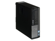 Komputer Dell OptiPlex 7010 Dell7010i3-32204250DVDRWDTPW7p Core i3-3220 Intel HD 2500 4GB DDR3 DIMM HDD 250GB Win7Prof Używany