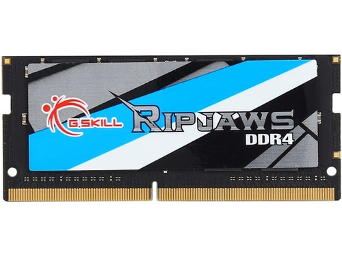 G.SKILL DDR4 RIPJAWS 16GB 2400MHz CL16 SO-DIMM - F4-2400C16S-16GRS