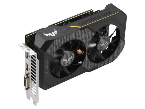 ASUS TUF Gaming GeForce GTX 1660 OC EDITION 6GB - 90YV0CU2-M0NA00