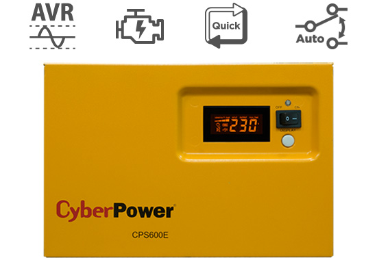 #CyberPower EPS CPS600E