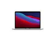 Apple 13-inch MacBook Pro: Apple M1 chip with 8-core CPU and 8-core GPU, 512GB SSD - Silver - MYDC2ZE/A