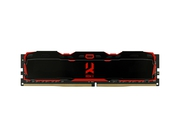 GOODRAM DDR4 IRDMX 8GB 2666MHz CL16 BLACK - IR-X2666D464L16S/8G