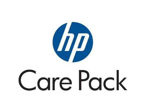 HP Care Pack 3 lata z transportem do notebooków HP serie: 2,3,4 UK707A
