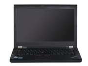 "Laptop Lenovo ThinkPad T430 T430i5-3320M4120SSD14DVDRWW7p Core i5-3320M 14"" 4GB SSD 120GB Intel HD Win7Prof Używany"