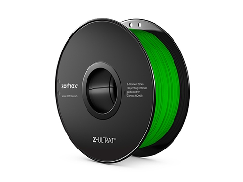 Filament Zortrax Z-ULTRAT  Zielony  - 5904730747158