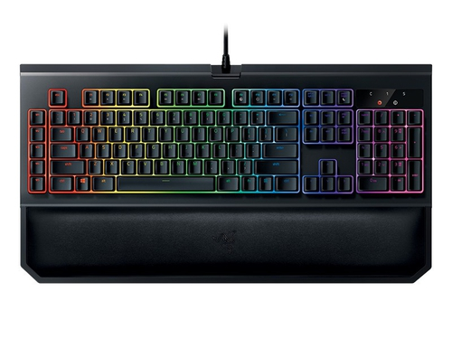 Klawiatura Gamingowa RAZER BlackWidow Chroma V2 Orange Switch - RZ03-02031600-R3M1