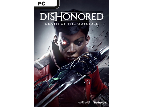 Gra wersja cyfrowa Dishonored: Death of the Outsider