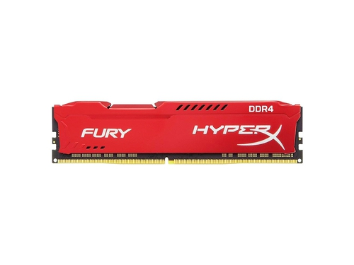 KINGSTON HyperX DDR4 8GB 2133MHz HX421C14F2/8 Czerwony - HX421C14FR2/8