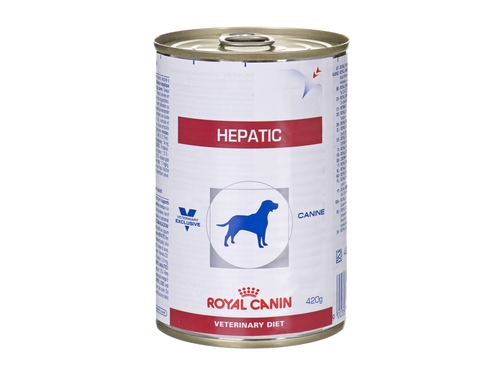 VD Dog Hepatic 420 g.